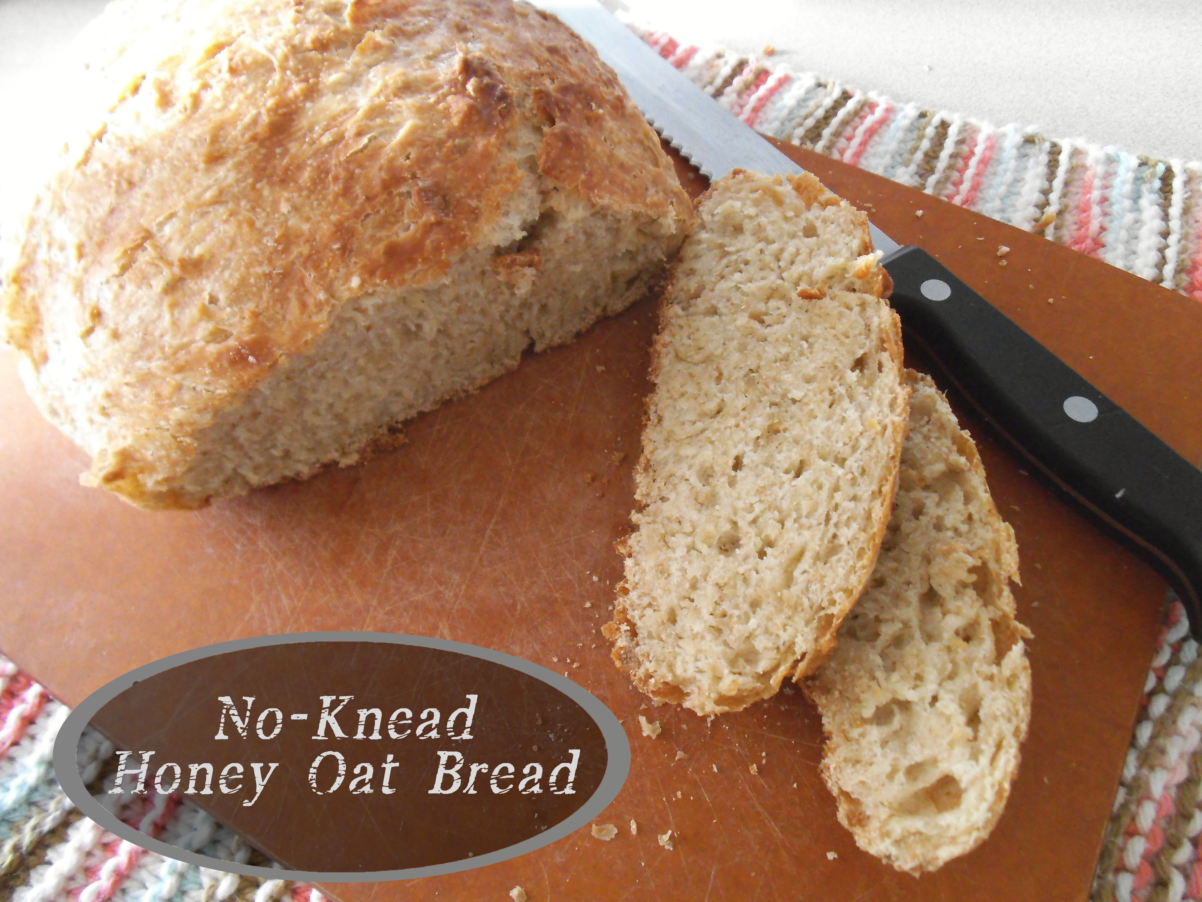 how to make bread without oven