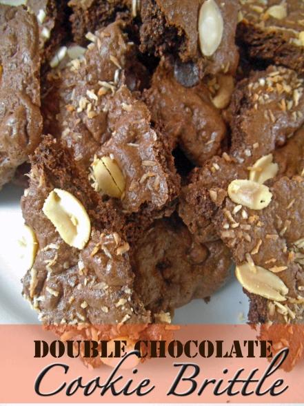 {Croquant au Chocolat et Noix