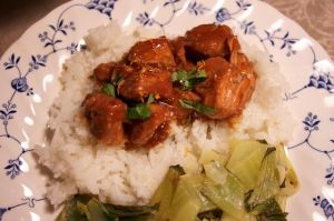 Hong Shao Rou (Pork)