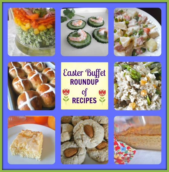 Easter Buffet Recipes