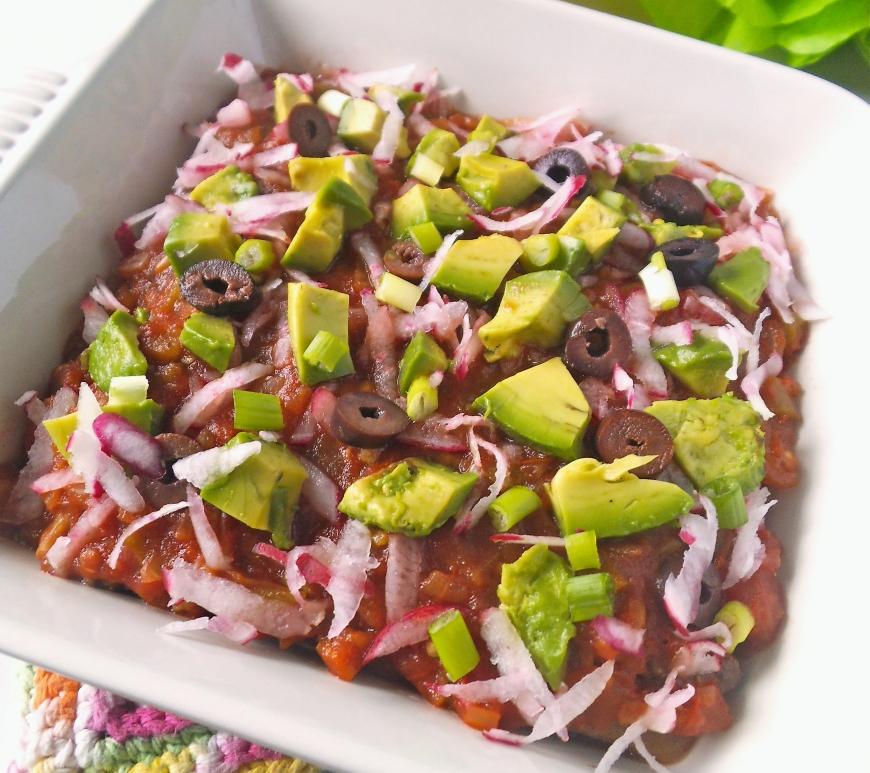 Mexican Lasagna - Gluten Free & Diary Free