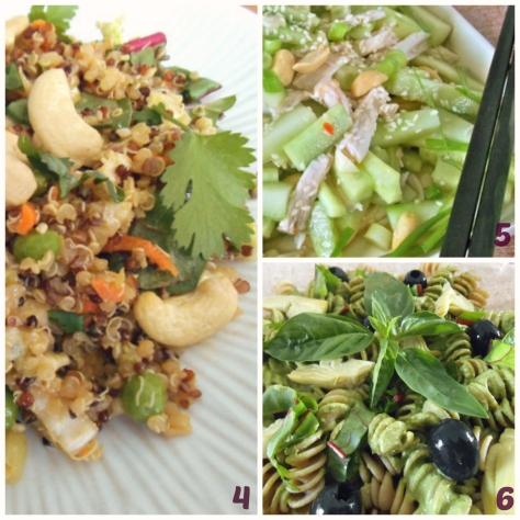 3 Picnic Salads