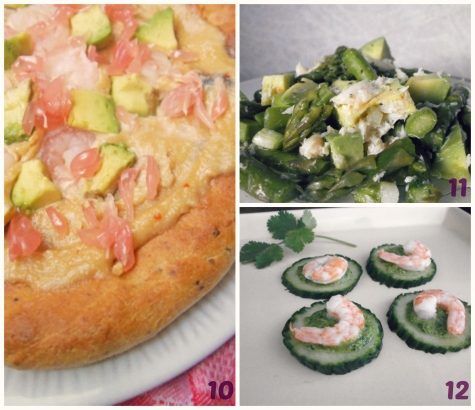 Picnic Recipes with Seafood