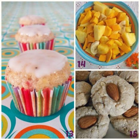 3 Desserts for Picnics