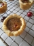 Cranberry Date Tartlets by Swirls and Spice - Featured at Natural Family Friday