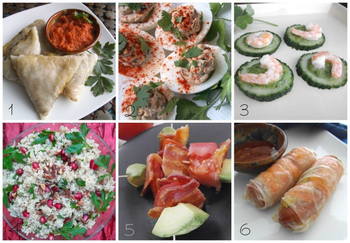 12 Glute-Free Party Appetizers and Sweets | Swirls and Spice