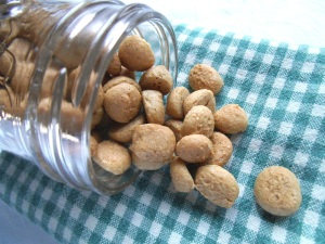 Five Spice Pepper Nuts | Swirls and Spice
