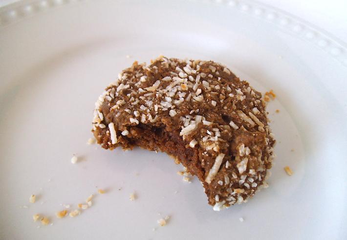 Cocoa Nut Breakfast Cookies
