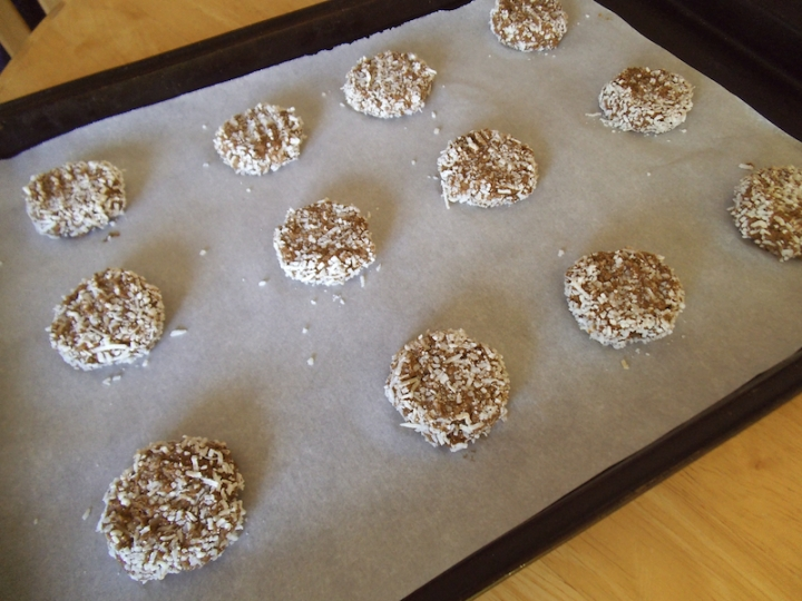 Cocoa Nut Cookies