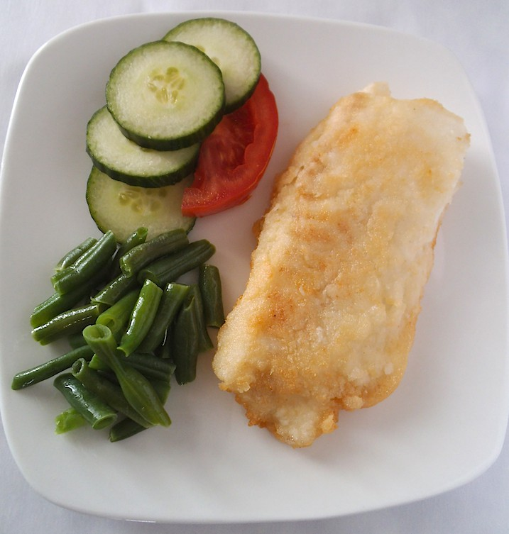Pan-Fried Flounder with Gluten-Free Breading | Swirls and Spice