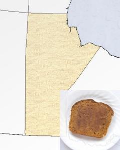Manitoba + Toast = Mani-toast-a