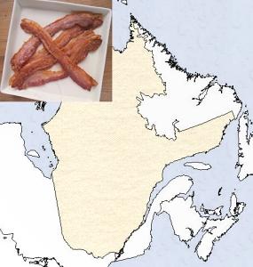 Que-Bacon Canada