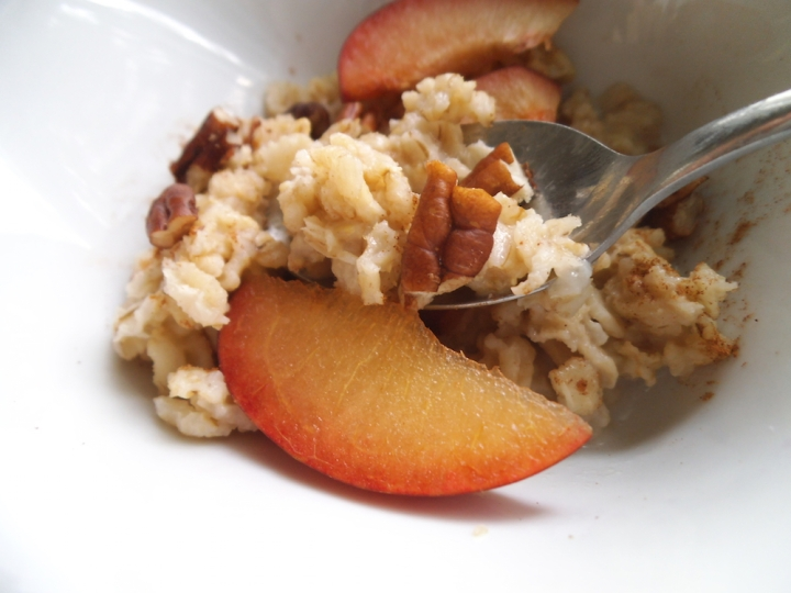 Apple Cider Overnight Oats