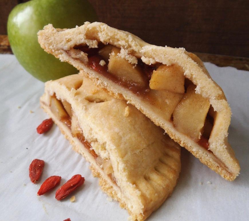 Goji Apple Pie Cookies {Gluten-Free}