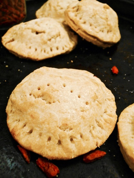 Goji Apple Pie Cookies - Gluten Free