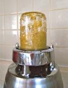 Aromatic Paste in Mason Jar for Viet-Thai Meatballs | Swirls and Spice