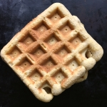 Cornbread Waffles (Gluten-Free Option) | Swirls and Spice