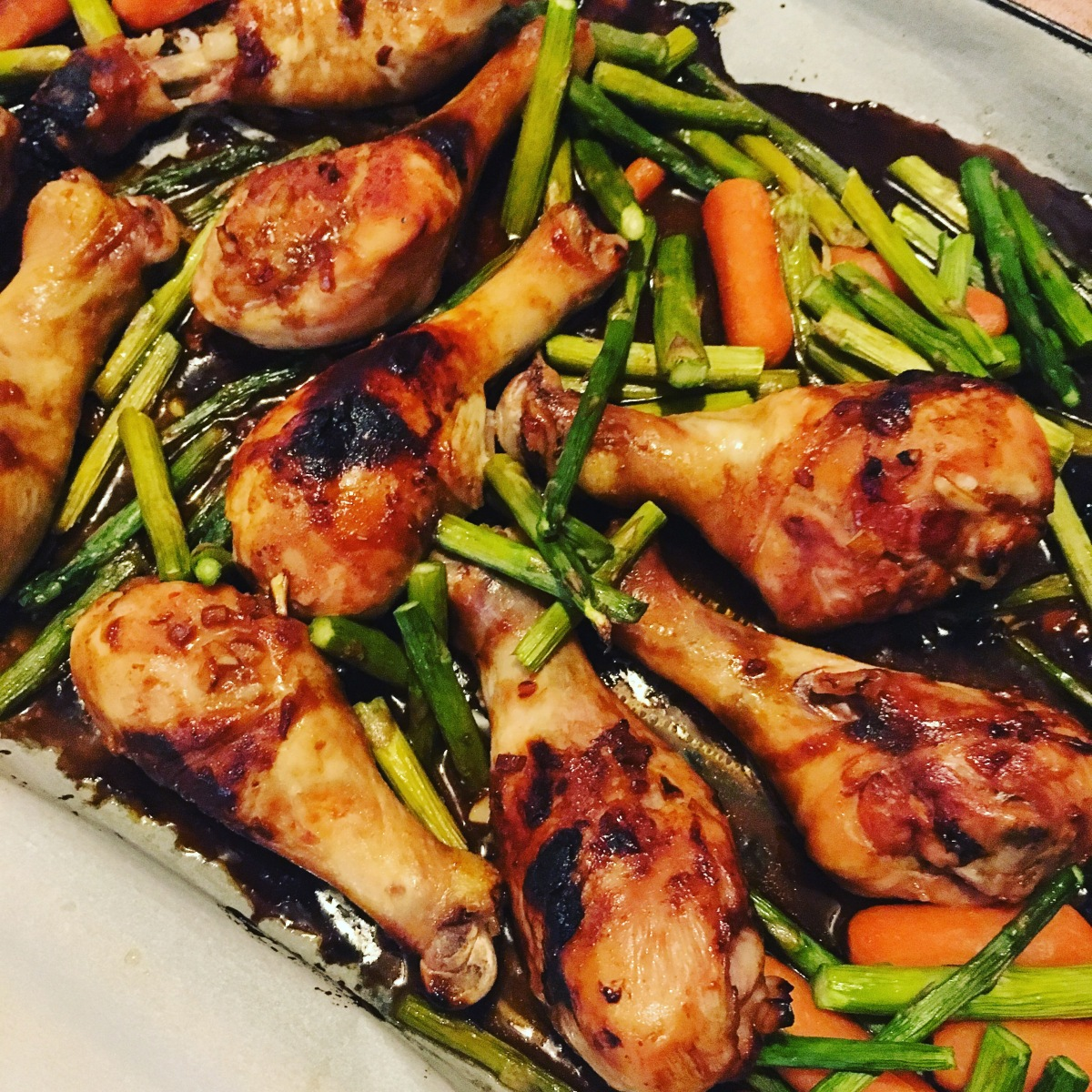 Sheet Pan Terikayi Chicken Dinner - Plus 18 Weeknight Meal Ideas