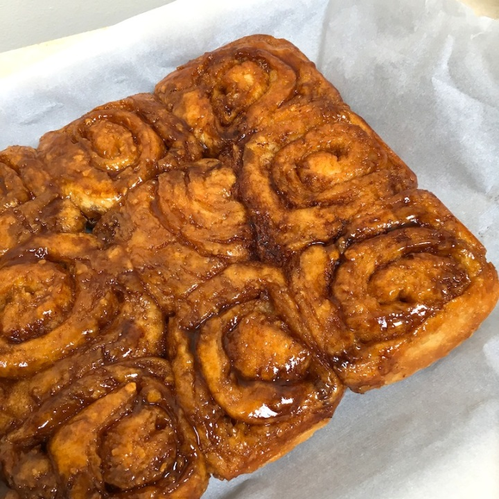 Brown Sugar Cinnamon Rolls | Swirls and Spice